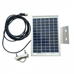 5 Watt Solar Panel Kit for Avo
