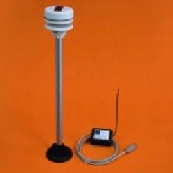 Wireless Ultrasonic Wind Sensor CV7SF-USB