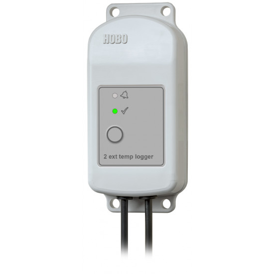 HOBO MX2303 Two External Temperature Sensors Data Logger