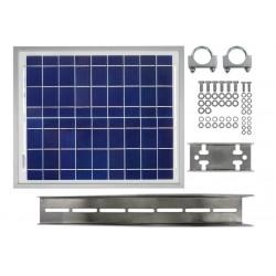 15 Watt Solar Panel Power