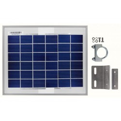 5 Watt Solar Panel Power